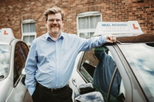 Driving Instructor Jon Foulkes from Nigel Richards Driving School in Wrexham