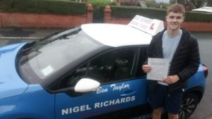 Driving Lessons Oswestry